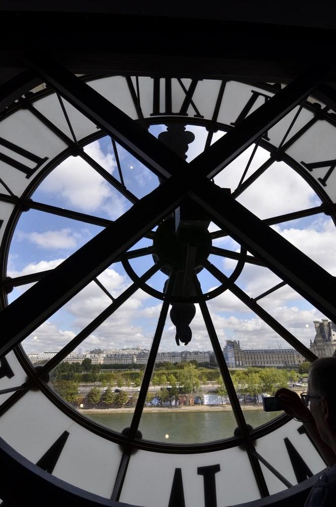 Orologio del Museo D'Orsay
