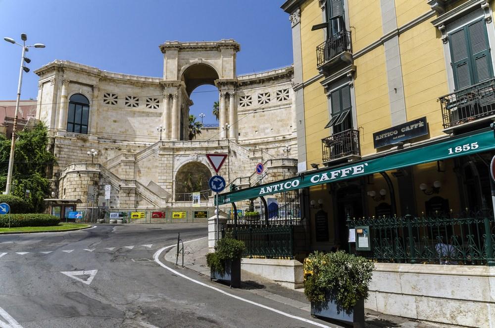 Bastione Saint Remy