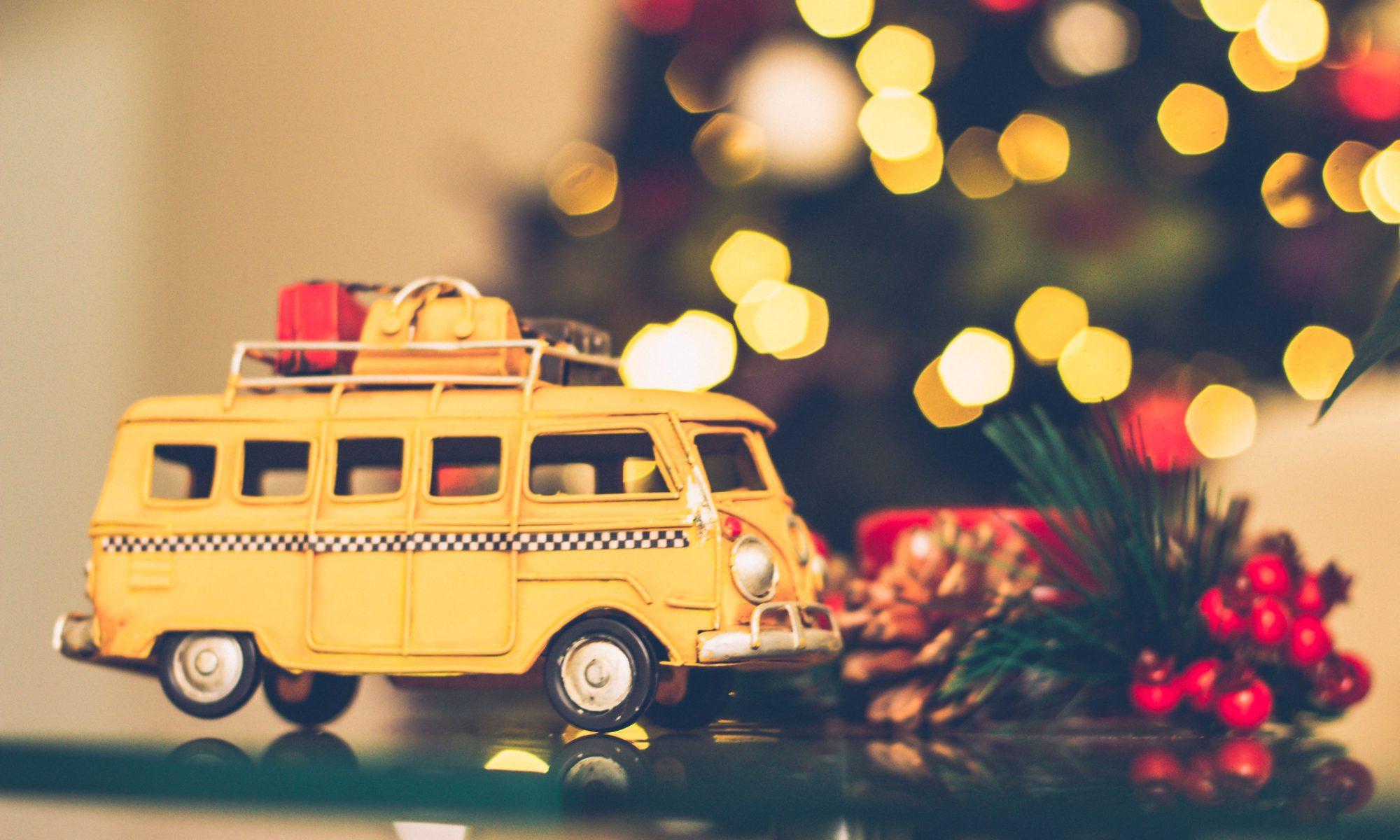 In viaggio alla ricerca dei mercatini di Natale