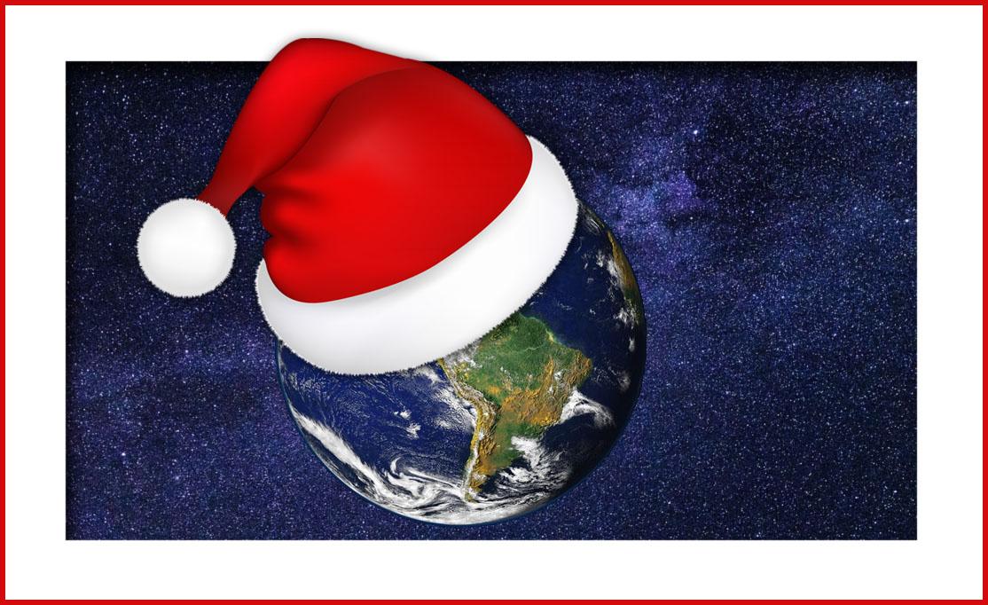 Buon Natale nel Mondo